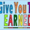 I Did Not Give Grade You Earned It Magnet