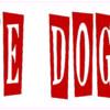 Lab I Love Dogs Magnet