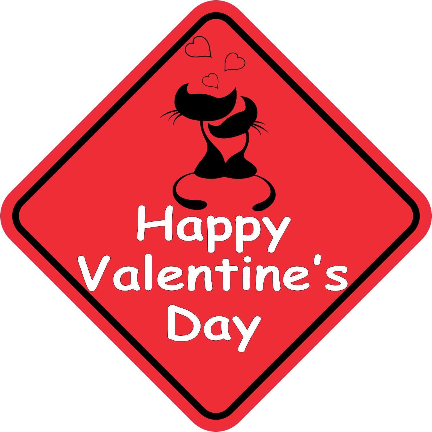 25 Valentines Day Sticker