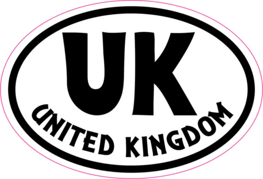 3in X 2in Oval Uk United Kingdom Sticker Vinyl Cup Decal. Fine Art Poster. Exhibit Banners. Marine Stickers. Number Lettering. Uforia Logo. Artist Lettering. Coffe Logo. Tank Stickers