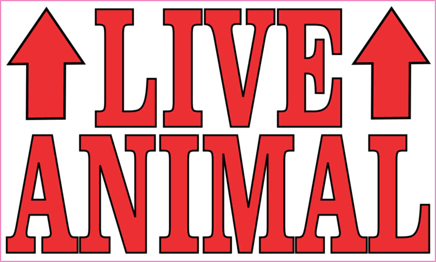 Live Animal Handle With Care Arrows Download Updatestar Com