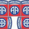 Eighty-Second Airborne Stickers