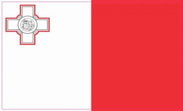 Malta Flag Magnet