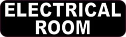 Caps Electrical Room Magnet