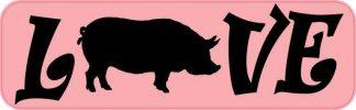 Love Pig Magnet