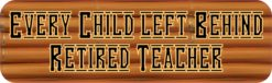 Every Child Left Behind Magnet