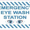 Picture Emergency Eye Wash Station Magnet