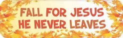 Fall for Jesus Magnet