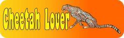 Cheetah Lover Magnet