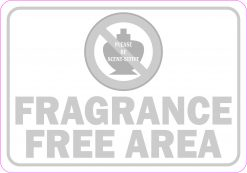 Grayscale Fragrance Free Area Magnet