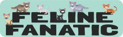 Feline Fanatic Magnet