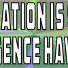 Imagination Intelligence Having Fun Vinyl Sticker