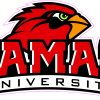 Lamar University Logo Vinyl Sticker
