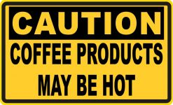 Coffee Products May Be Hot Magnet