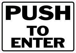 Push to Enter Magnet