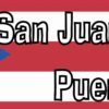 Flag San Juan Puerto Rico Magnet