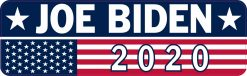 Joe Biden 2020 Vinyl Sticker