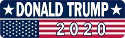 Donald Trump 2020 Vinyl Sticker
