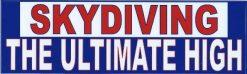 Skydiving Ultimate High Magnet